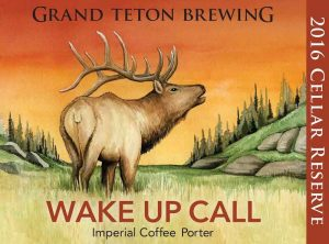 Grand Teton Morning Call